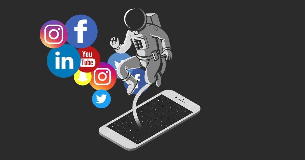 cómo administrar redes sociales