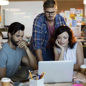 qué hace una agencia digital