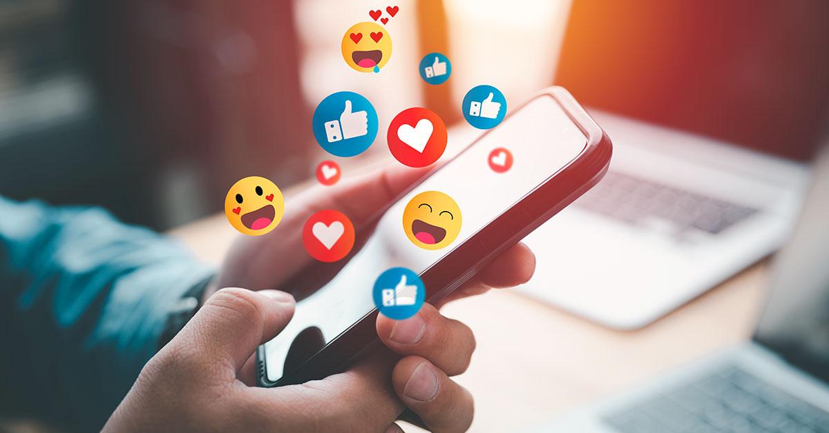 la publicidad en las redes sociales